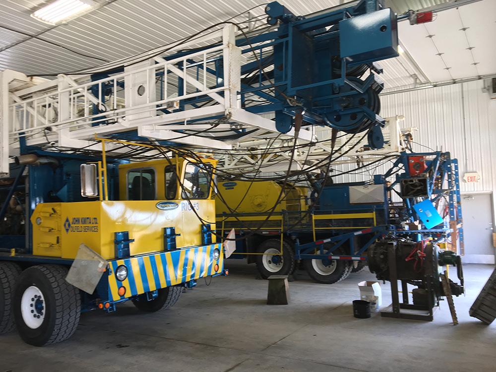 truck trailer parts
